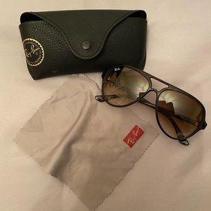 Aviator Ray-Ban Cats 5000 Classic sunglasses